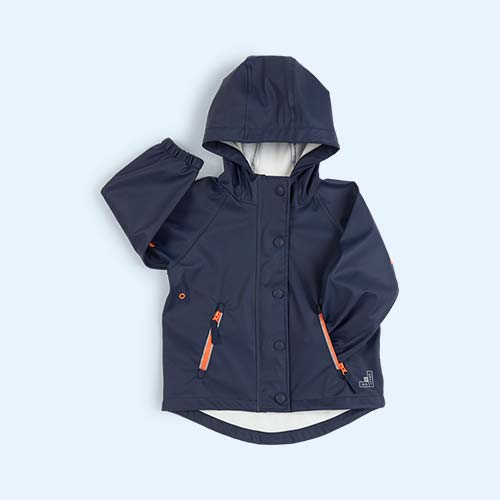 Navy Grass & Air Rainster
