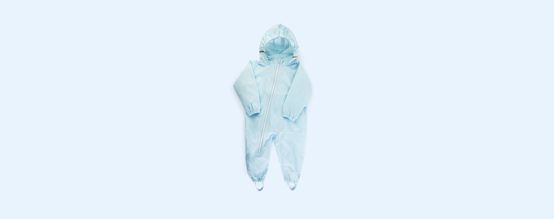 Baby Blue Grass & Air Stomper Suit
