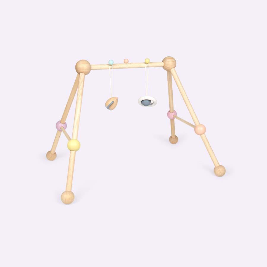 Pastels Plan Toys Play Gym