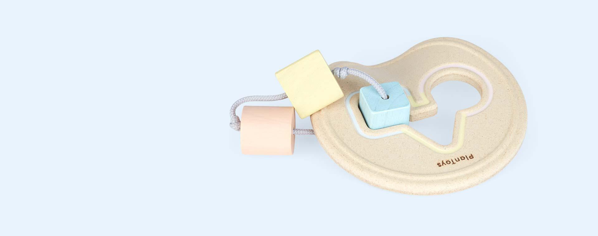 Pastel Plan Toys Shape Sorter