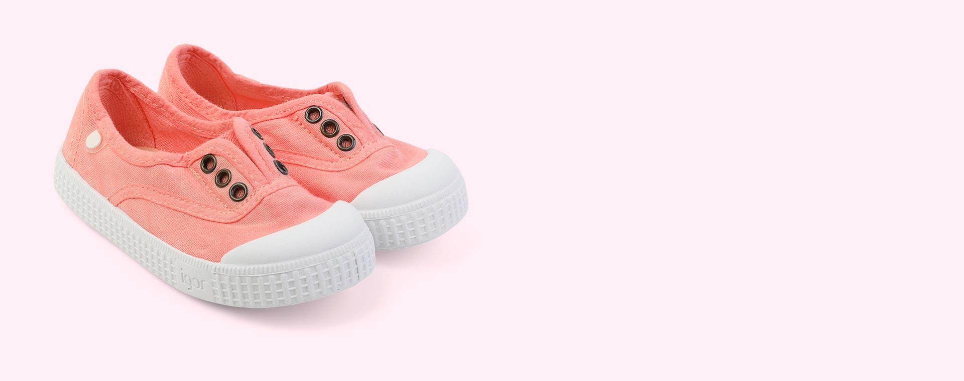 Coral igor Berri Tennis Shoe