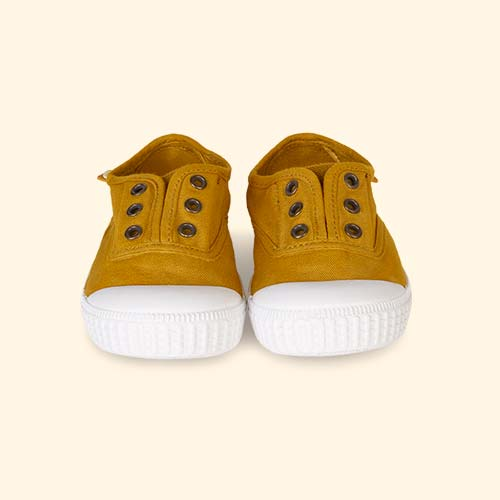 Mustard igor Berri Tennis Shoe