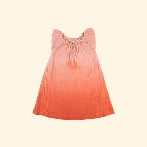 Pink Bonheur Du Jour Elsa Dress