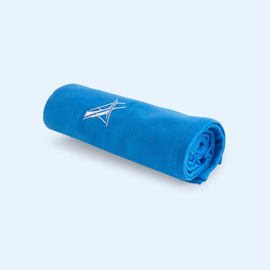 Blue Dock & Bay Towel