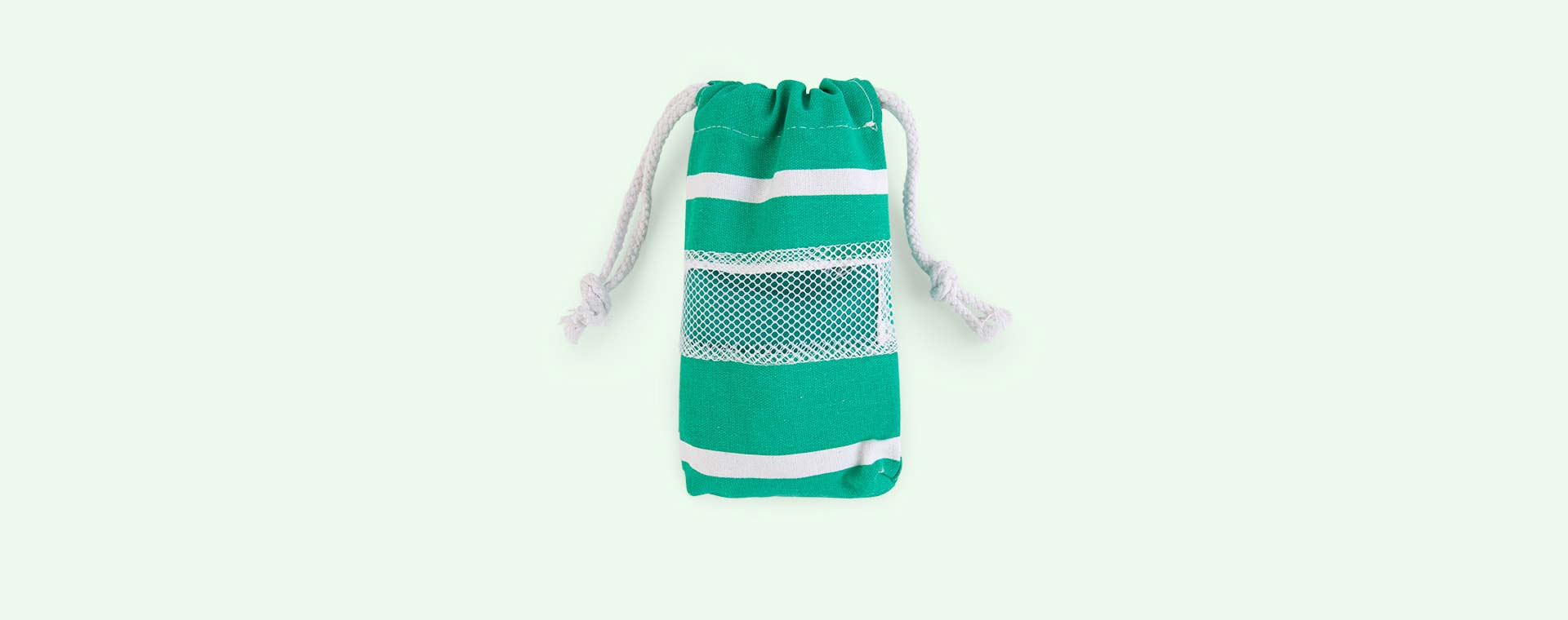 Green Dock & Bay Towel