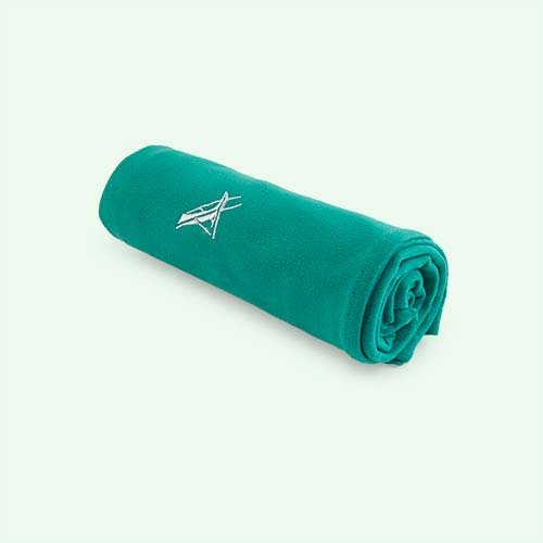 Green Dock & Bay Towel