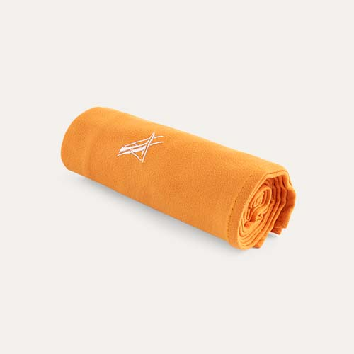 Orange Dock & Bay Towel