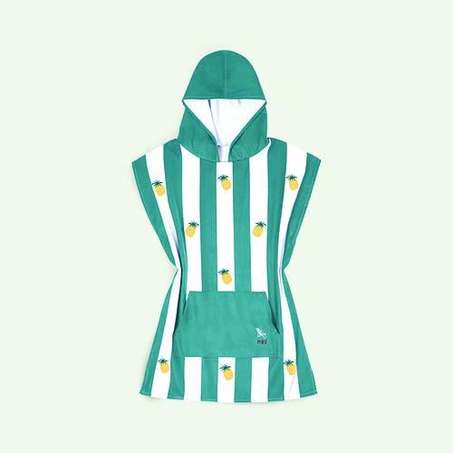 Green Dock & Bay Poncho Towel