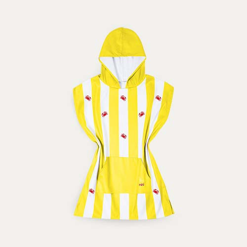 Yellow Dock & Bay Poncho Towel