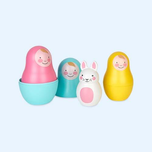 Multi Rosa & Bo Nesting Babies