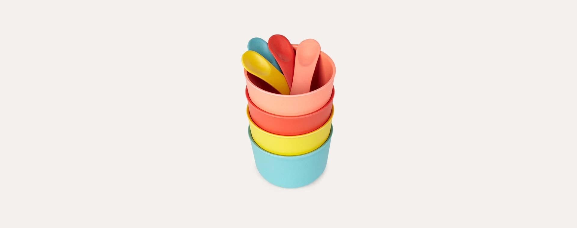 Multi EKOBO Ice Cream Bowls