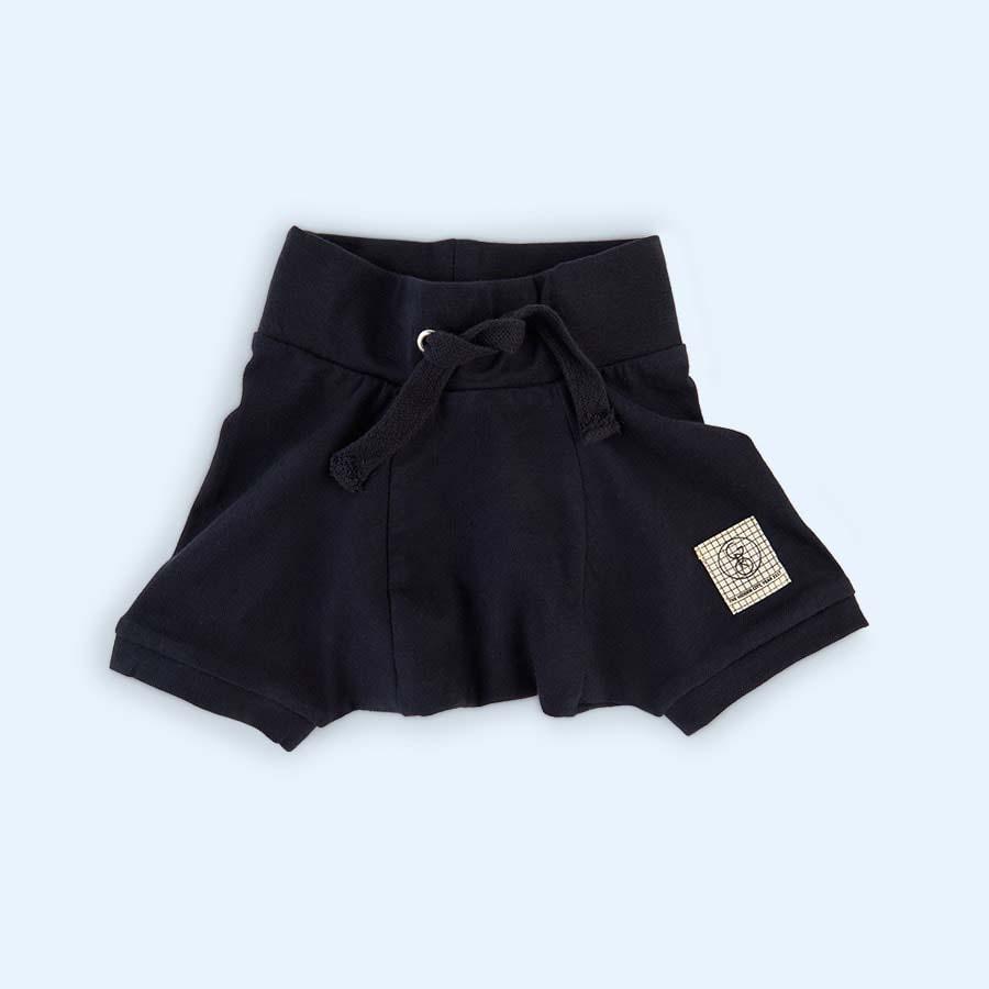 Navy Gro Company Baby Shorts