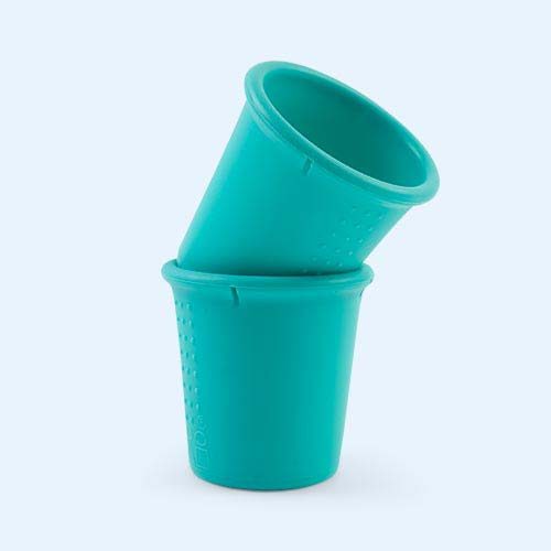 Sea Go Sili Silicone Cups - 2 Pack