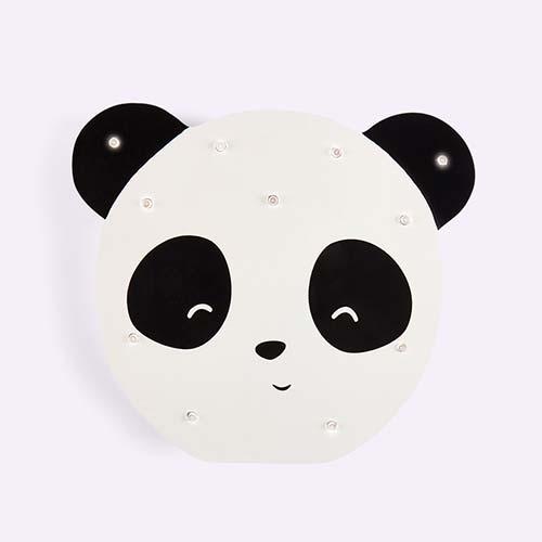 Panda Smiling Faces Panda Light