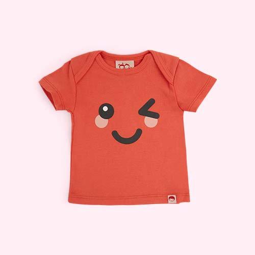 Coral Tootsa T-Shirt
