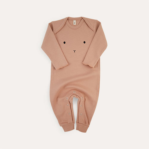 Clay Organic Zoo Playsuit