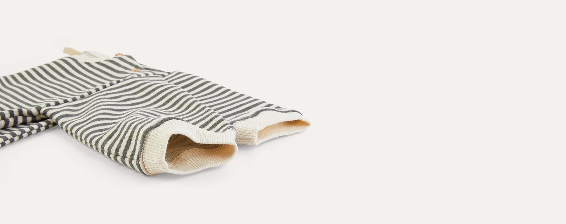Stripes Organic Zoo Sweatshirt