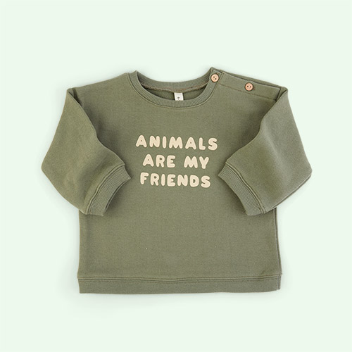 Animals Are My Friends