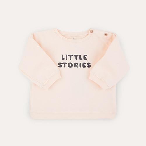 Little Stories Organic Zoo Sweatshirt