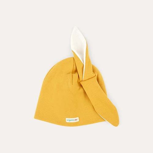 Mustard Organic Zoo Rabbit Hat
