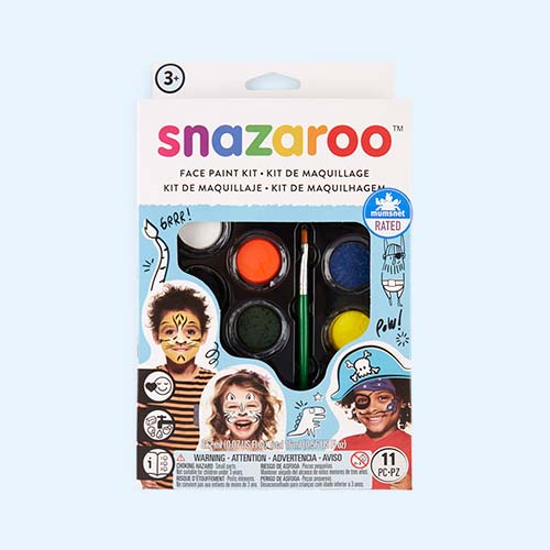 Adventure Snazaroo Face Paint Kit