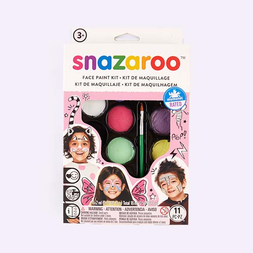 Fantasy Snazaroo Face Paint Kit