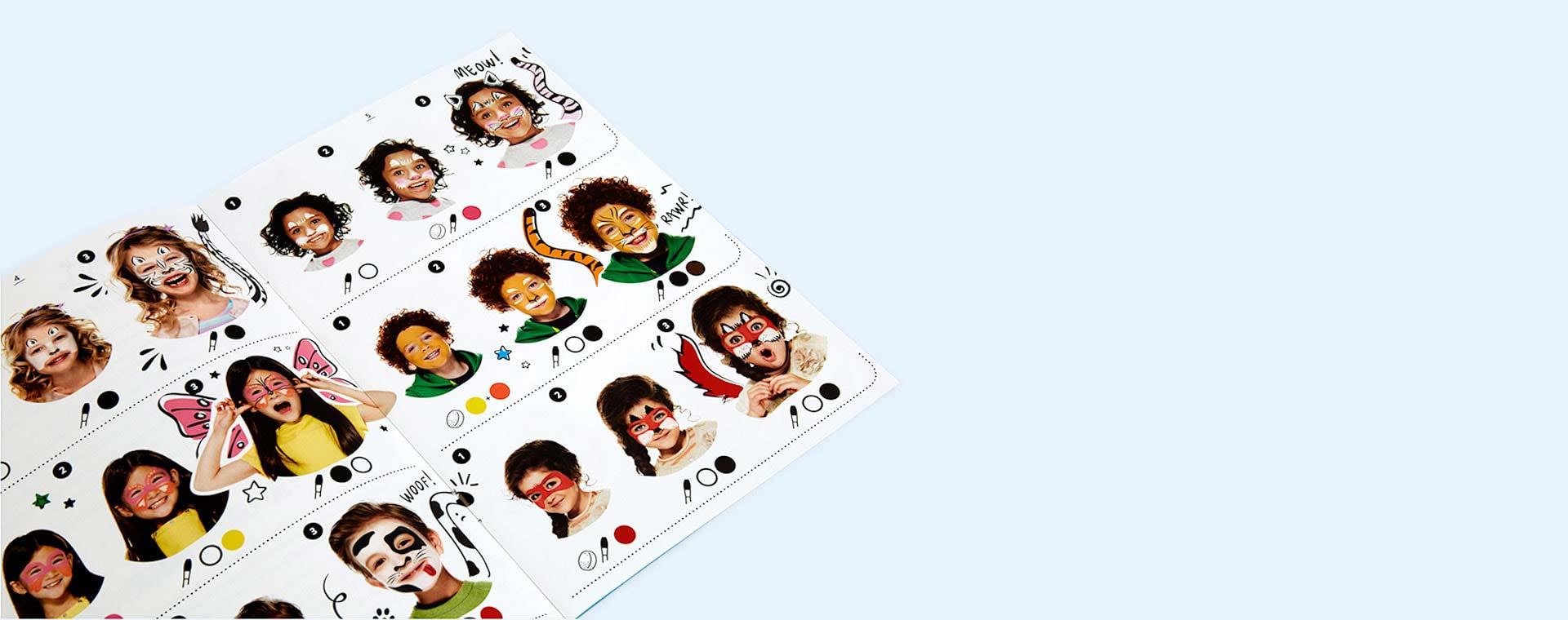Rainbow Snazaroo Face Paint Kit