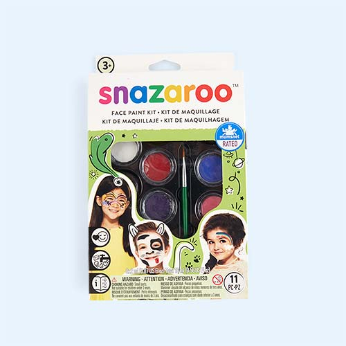 Rainbow Snazaroo Face Paint Kit
