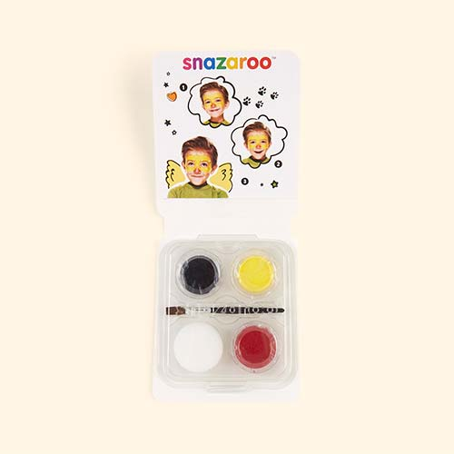 Chick Snazaroo Theme Face Paint Pack