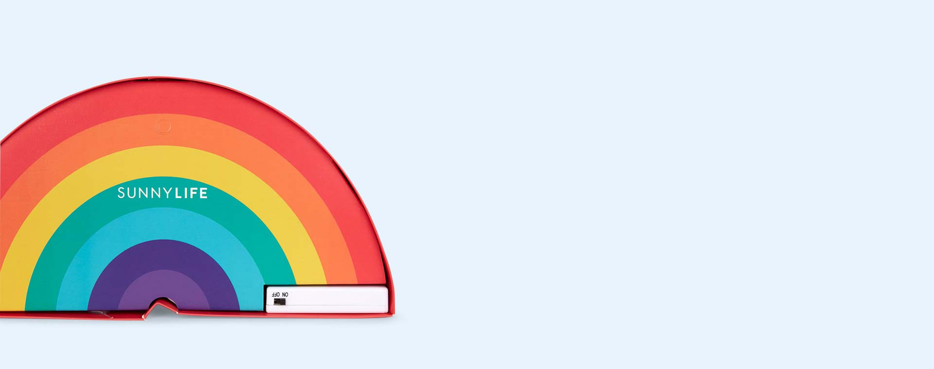 Multi Sunnylife Rainbow Light