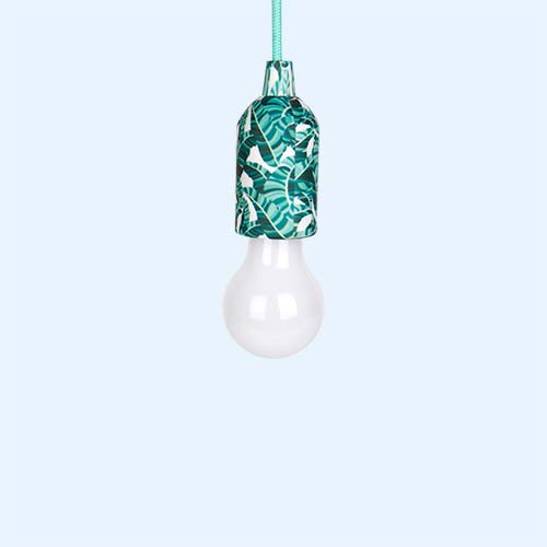 Banana Palm Sunnylife Pull Cord Lamp