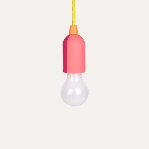 Rainbow Sunnylife Pull Cord Lamp