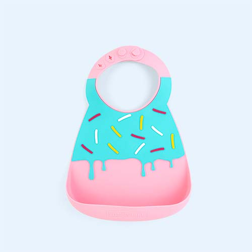 Strawberry Sunnylife Ice Cream Bib