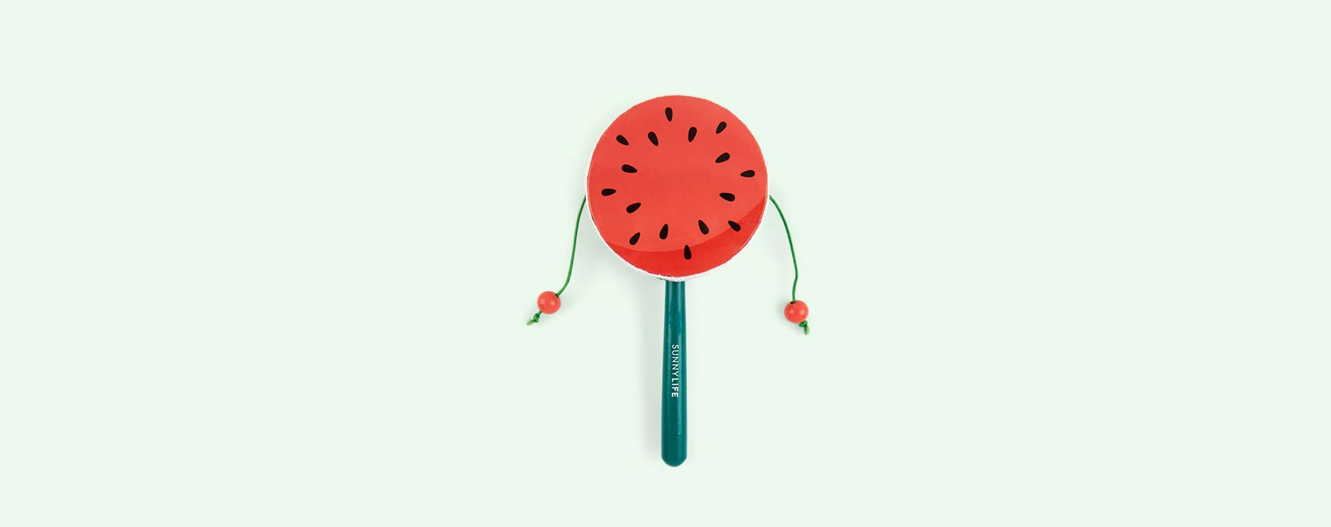 Multi Sunnylife Watermelon Rattle Drum