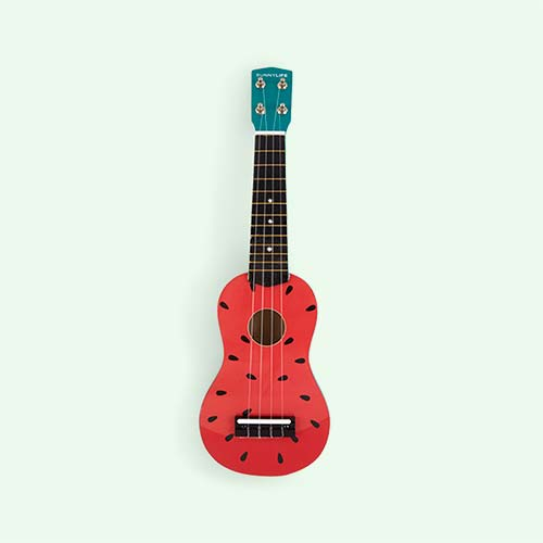 Multi Sunnylife Watermelon Ukulele