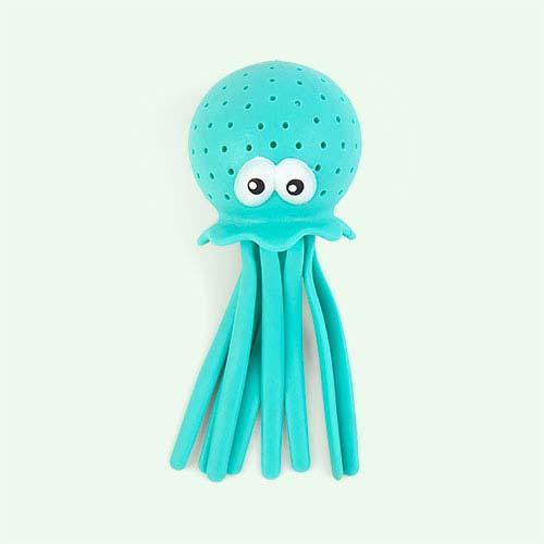 Turquoise Sunnylife Octopus Bath Toy