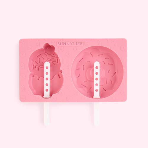 Pink Sunnylife Sweet Tooth Pop Moulds