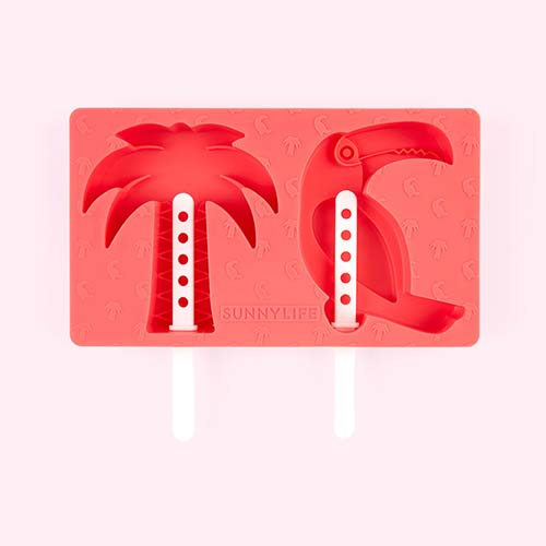 Pink Sunnylife Tropical Pop Moulds