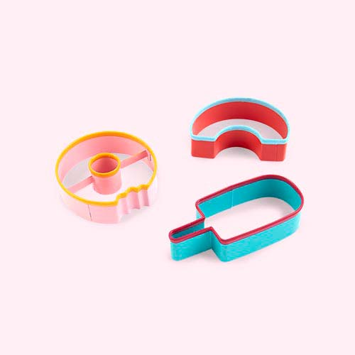 Multi Sunnylife Sweet Tooth Cookie Cutters