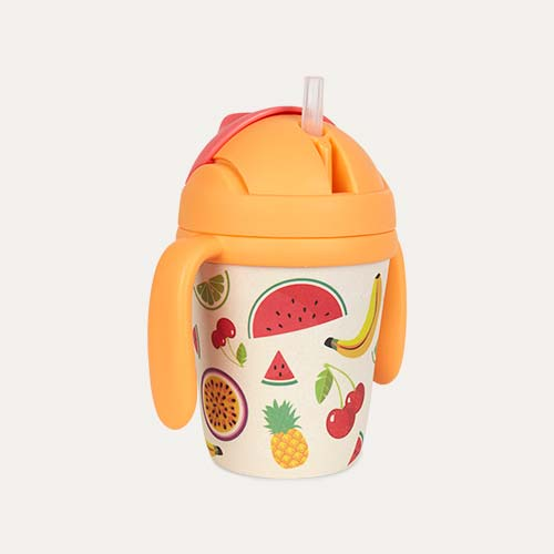 Fruit Salad Sunnylife Eco Sippy Cup