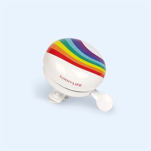 Rainbow Sunnylife Bike Bell