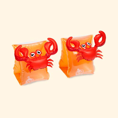 Crabby Sunnylife Arm Bands