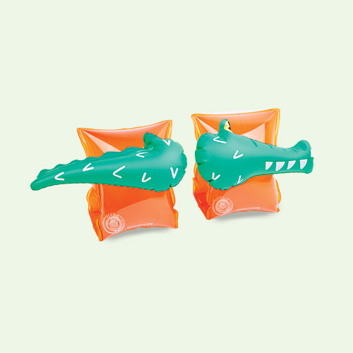 Crocodile Sunnylife Arm Bands