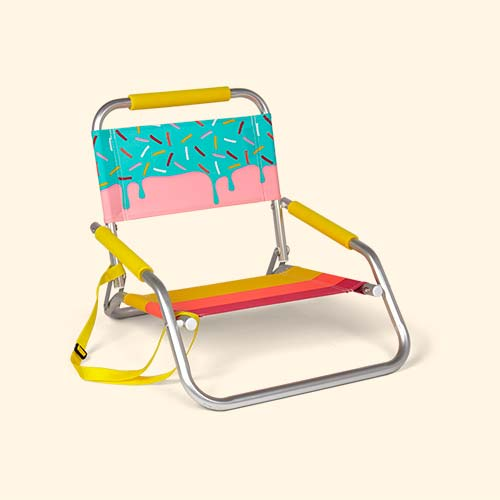 Multi Sunnylife Kids Ice Lolly Beach Seat