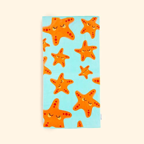 Starfish Sunnylife Kids Beach Towel