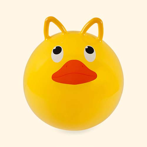 Yellow Sunnylife Ducky Hopper Ball