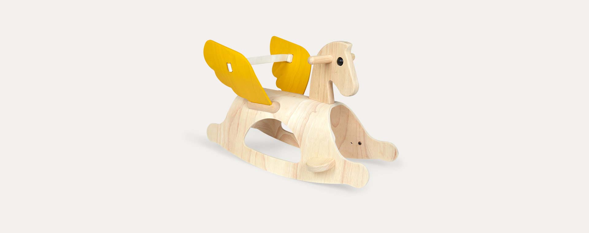 Neutral Plan Toys Rocking Pegasus