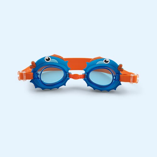 Pufferfish Sunnylife Swimming Goggles