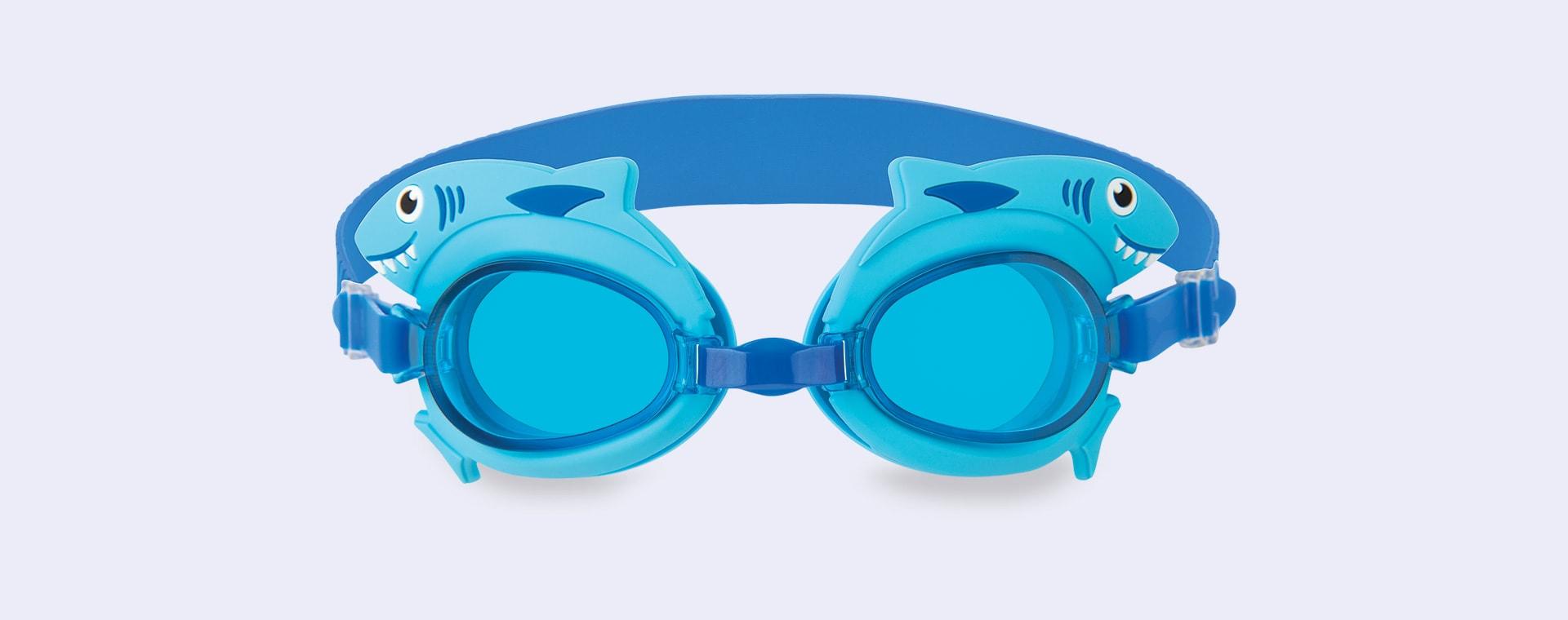 Shark Sunnylife Swimming Goggles
