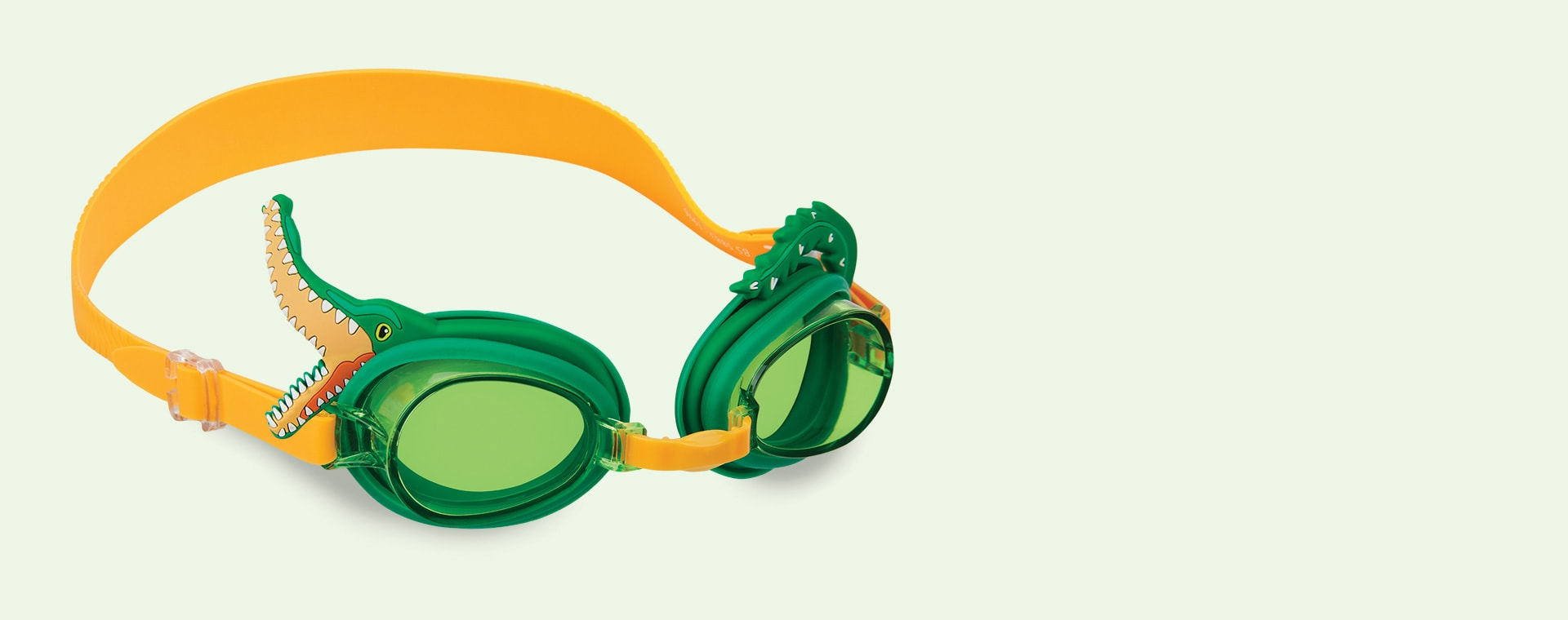 Crocodile Sunnylife Swimming Goggles